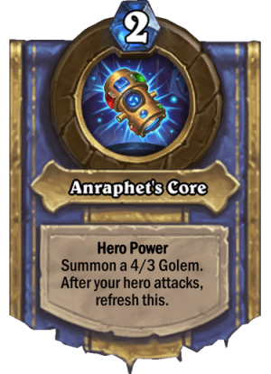 Anraphet's Core Card
