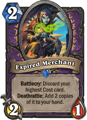 Expired Merchant Card