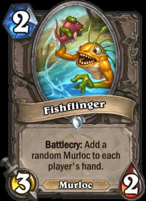 Fishflinger Card