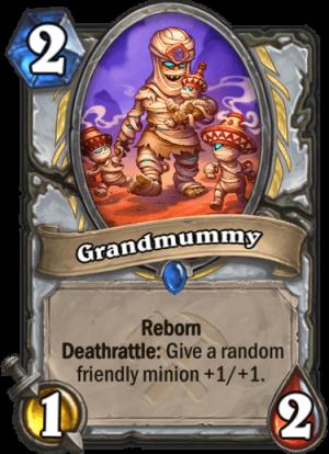 Grandmummy Card