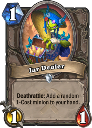 Jar Dealer Card
