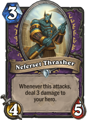 Neferset Thrasher Card