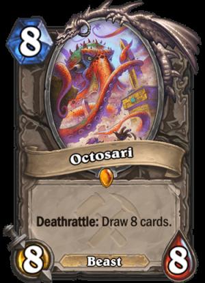 Octosari Card