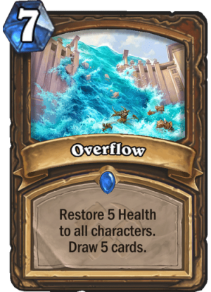 Overflow Card