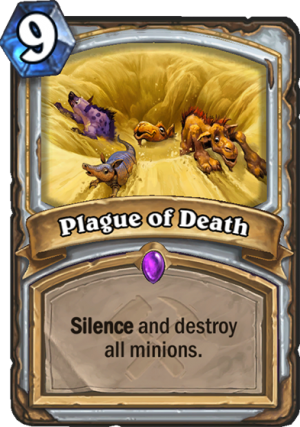 Plague of Death Card