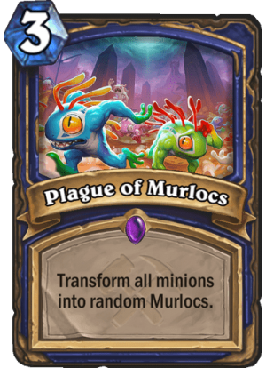 Plague of Murlocs Card