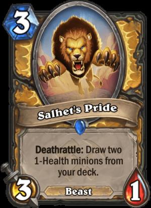 Salhet's Pride Card
