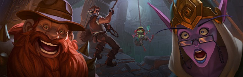 Hearthstone Update – September 10 - Tombs of Terror, Changes