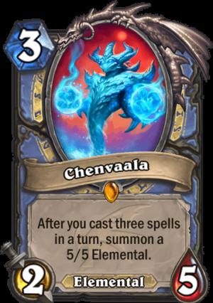 Chenvaala Card