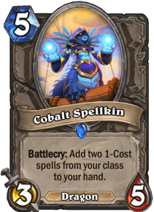 Cobalt Spellkin Card