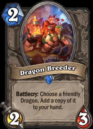 Dragon Breeder Card
