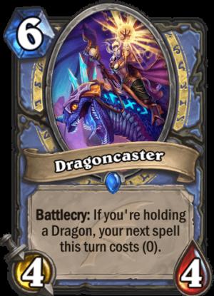 Dragoncaster Card