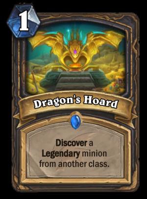 Dragon's Hoard Card