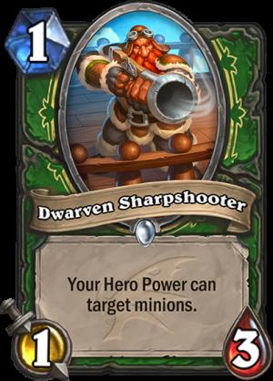 Dwarven Sharpshooter Card