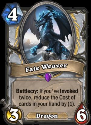 Fate Weaver Card