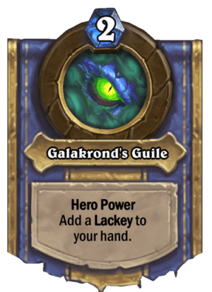 Galakrond's Guile Card