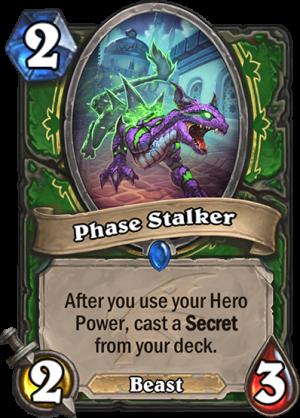 Phase Stalker Card
