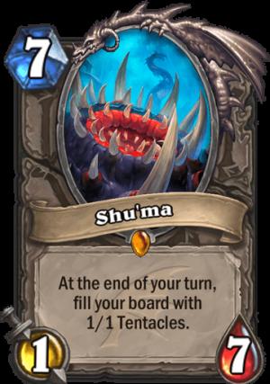 Shu'ma Card