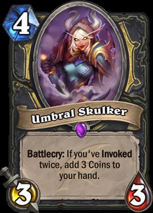 Umbral Skulker Card