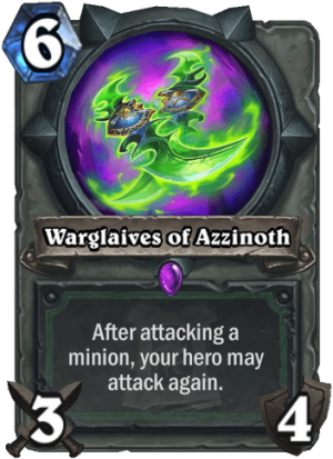Warglaives of Azzinoth Card