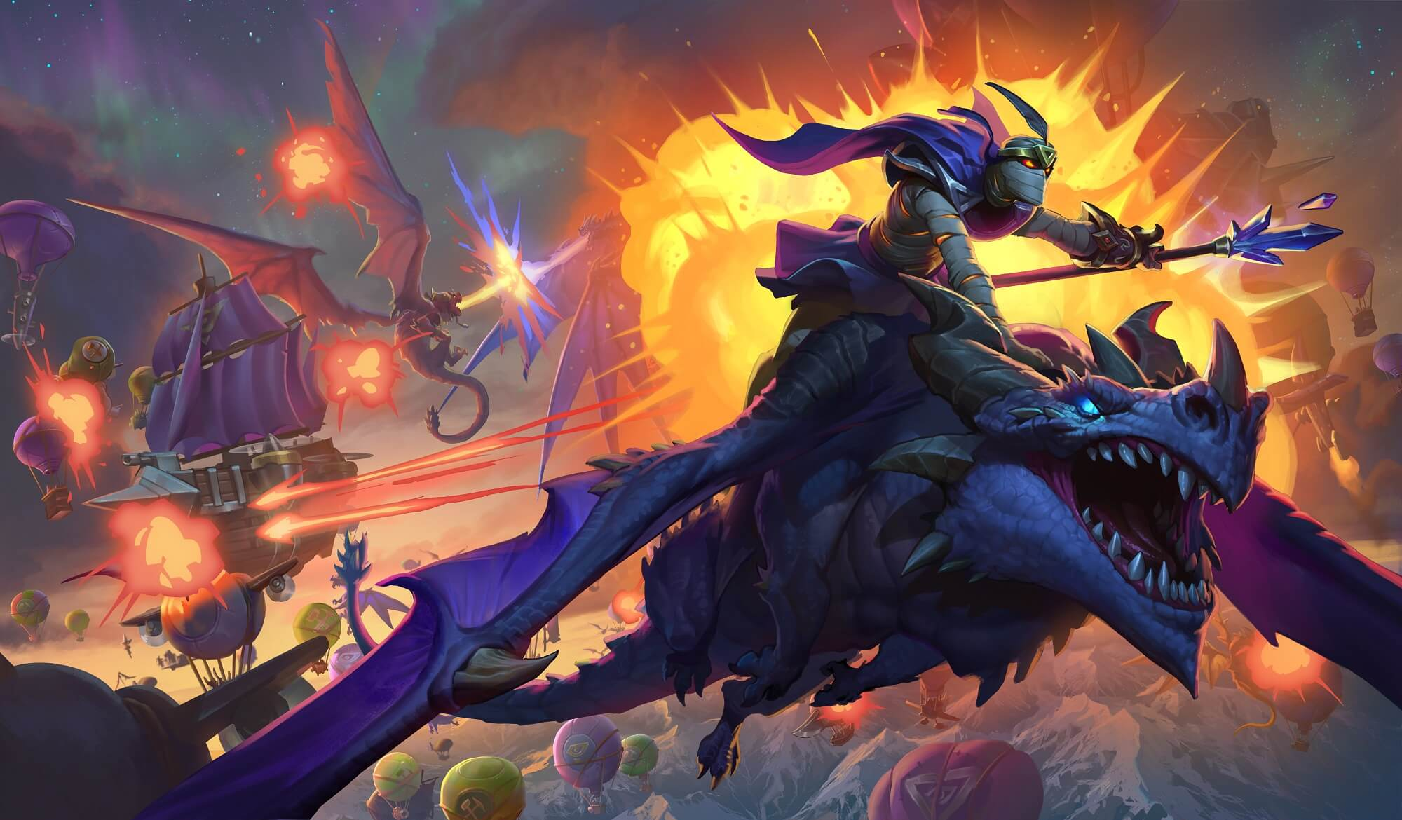 Descent Of Dragons Warcraft S Best And Worst Dragons Come To Hearthstone Noticias De Wowhead Мистическая броня и дракон от zerofrost / zerofrost mythical armors and dragon. worst dragons come to hearthstone