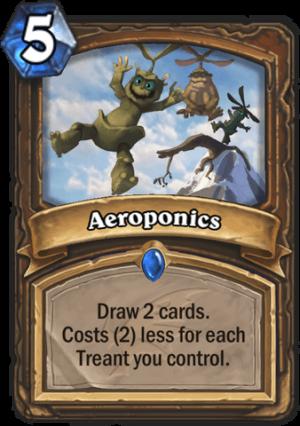 Aeroponics Card