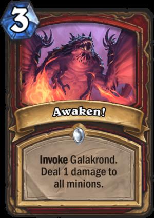 Awaken! Card