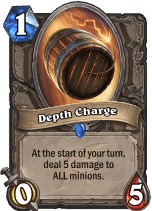 Depth Charge Card