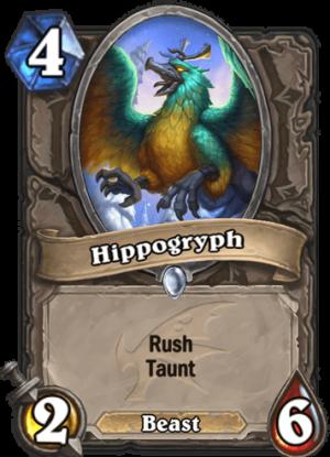Hippogryph Card