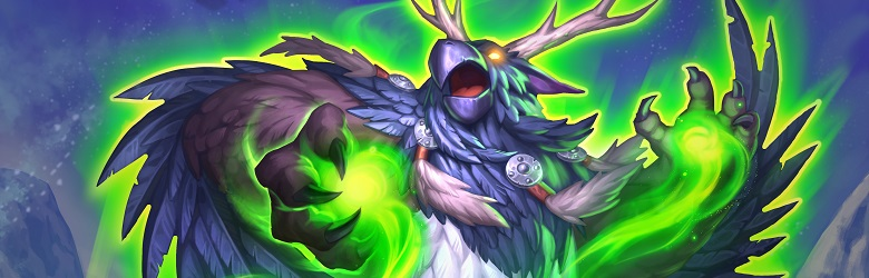 Embiggen Druid Deck List Guide – Galakrond's Awakening – January 2020