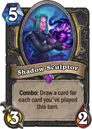 Shadow Sculptor Card
