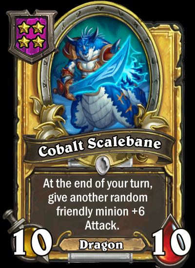Cobalt Scalebane Card