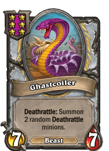 Ghastcoiler Card
