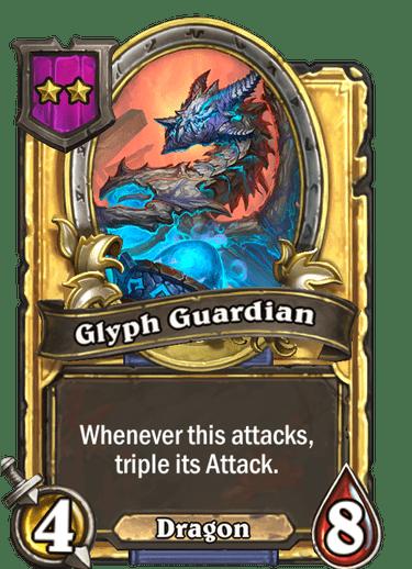 Glyph Guardian Card