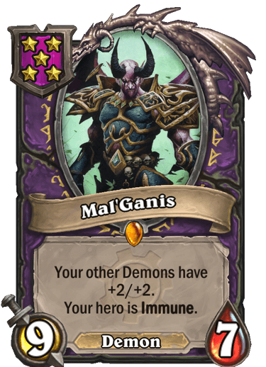 Mal'Ganis Card