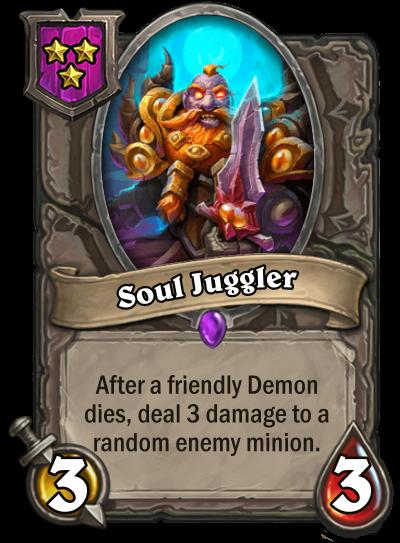 Soul Juggler Card