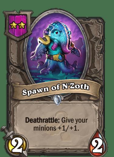 Spawn of N'Zoth Card
