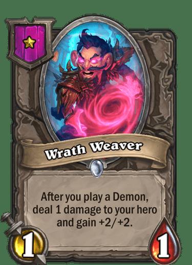 Wrath Weaver Card