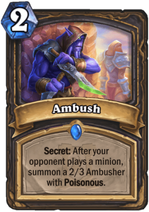 Ambush Card