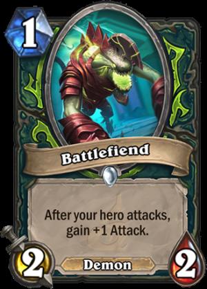 Battlefiend Card