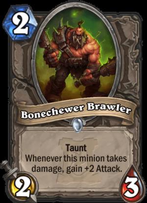 Bonechewer Brawler Card