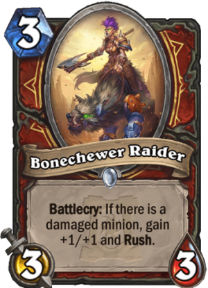 Bonechewer Raider Card