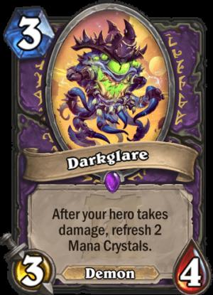 Darkglare Card