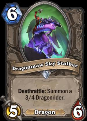 Dragonmaw Sky Stalker Card