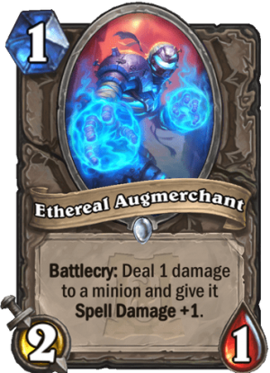 Ethereal Augmerchant Card