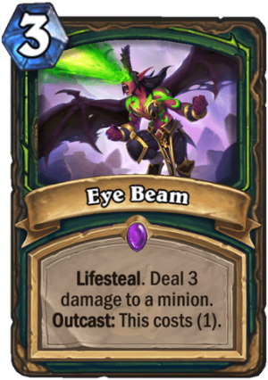 Eye Beam Card