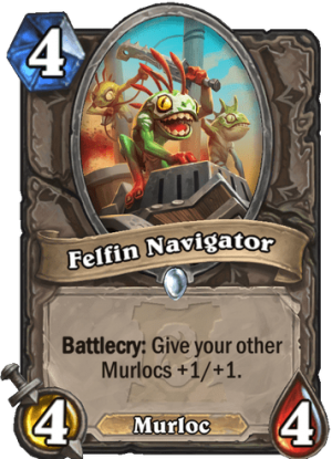Felfin Navigator Card