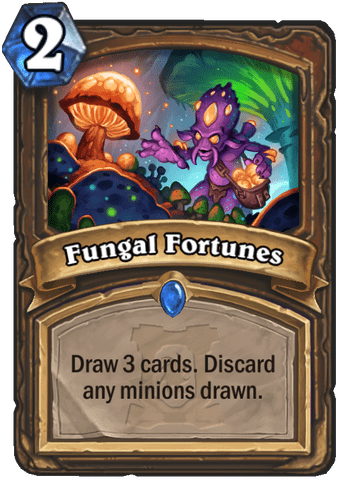 Fungal Fortunes - Hearthstone Top Decks