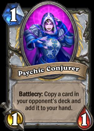Psychic Conjurer Card