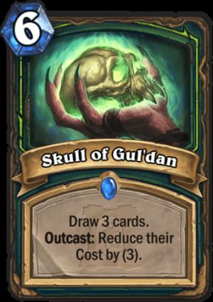 Skull of Gul'dan Card